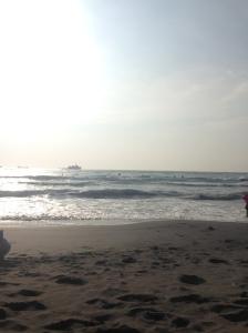 Cijin beach