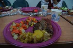 My dinner:)