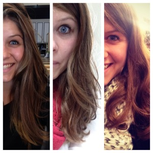 """The transformation 1) before anything 2) after first """"perm"""" 3) after second perm!"""