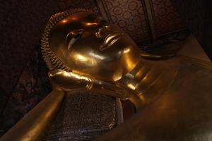 """Buddha be like, """"I woke up like this."""""""