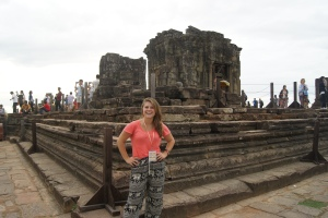 So happy to finally have made it to Angkor Wat!